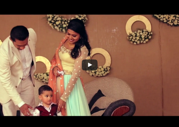 Kerala Christian Engagement Video Highlights Penta Media Kerala Wedding Photography