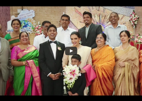 Kerala Christian Wedding Video Highlights George weds Joanne Penta Media Kerala Wedding Photography